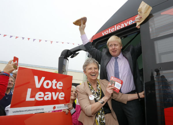 Brexit is all about giving power back to the people