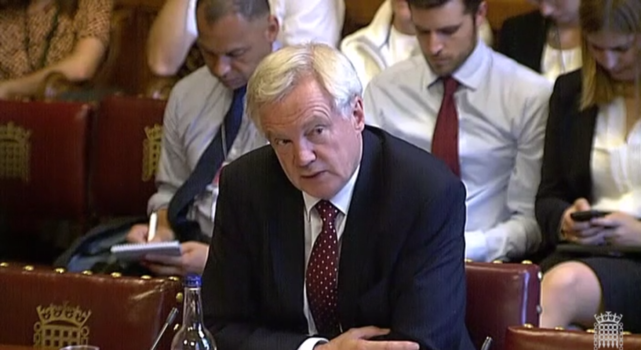 Article 50 has been triggered – now let's give David Davis the maximum support