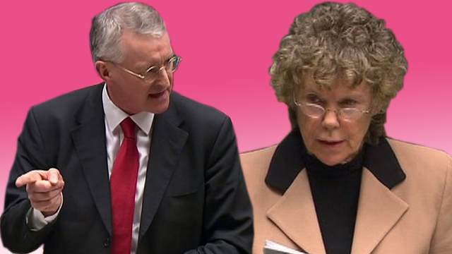 Hilary Benn and Kate Hoey vie for chairmanship of Brexit Select Committee