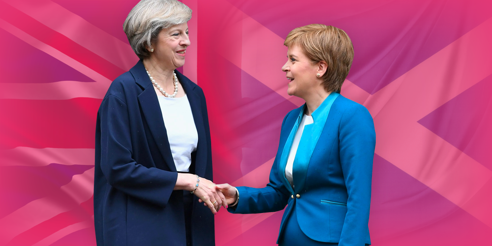 Don't forget that nearly four in ten Scots voted Leave – Theresa May must ensure their voice is heard