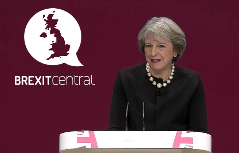 Under Theresa May, Brexit Britain will clearly be leaving both the Single Market and the Customs Union