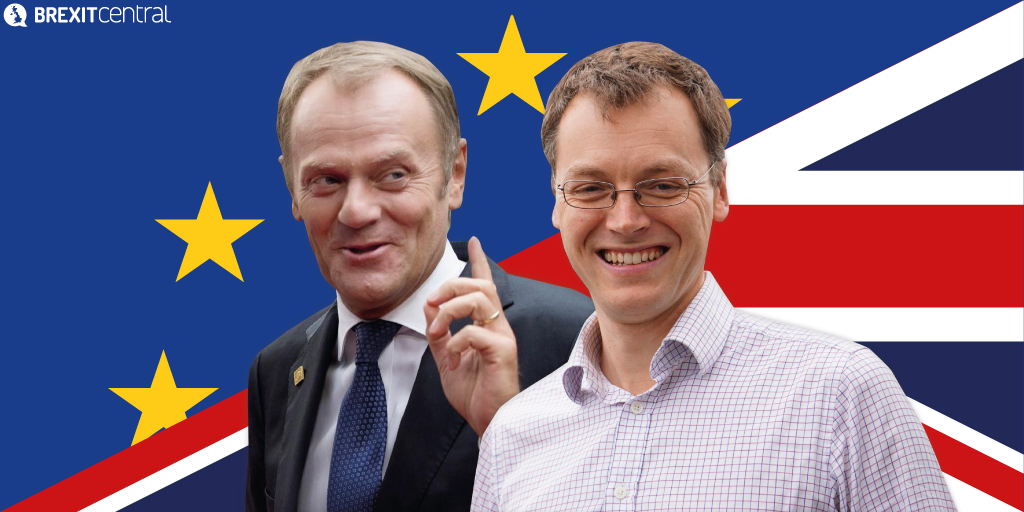 Donald Tusk refuses even to engage on the reciprocal rights of UK and EU citizens, let alone guarantee them