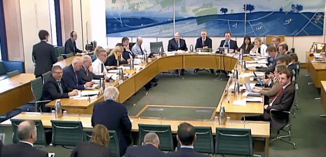 The Brexit Select Committee flexes its muscles for the first time