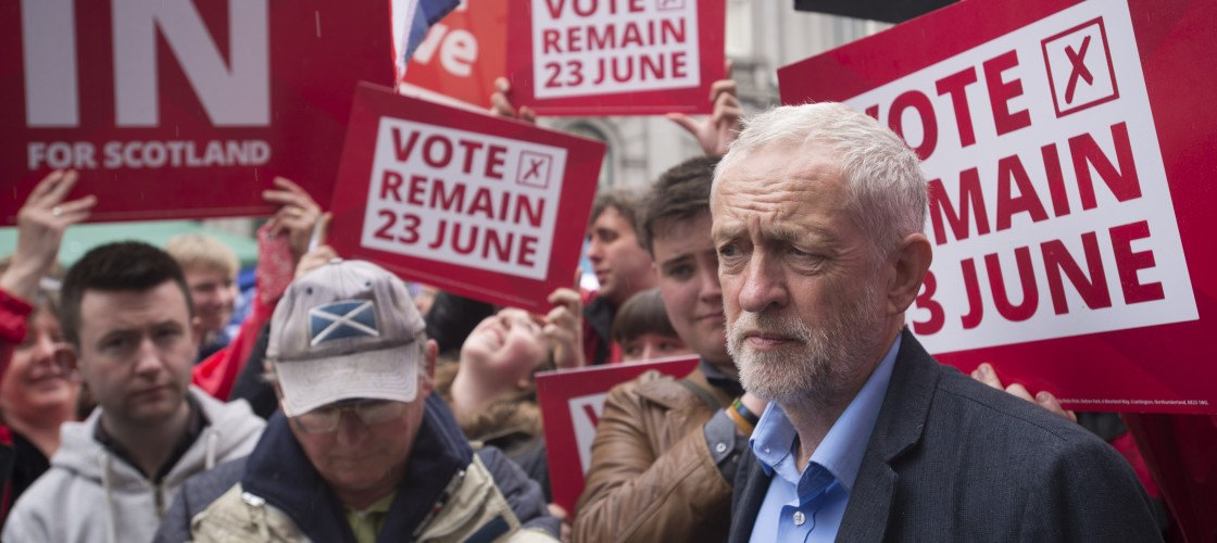 Labour's failure to embrace the national mood on Brexit is costing it at the polls