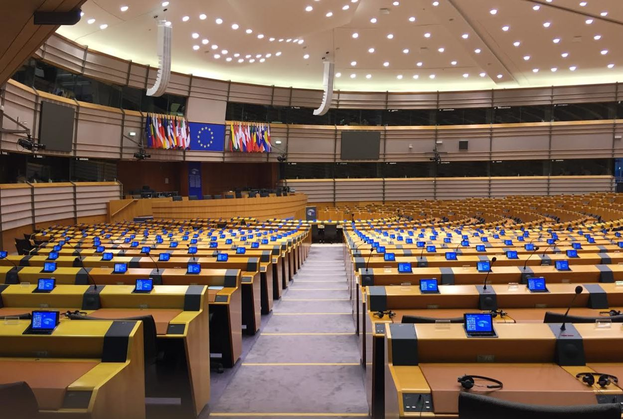 The European Parliament is a democratic facade for a system dominated by unelected bureaucrats