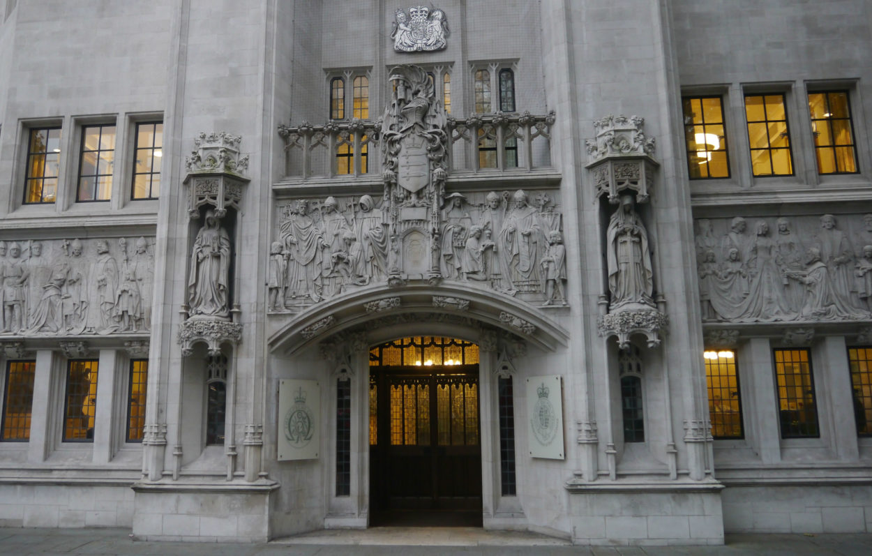 Here's the judgment that the Supreme Court should reach in the Article 50 case