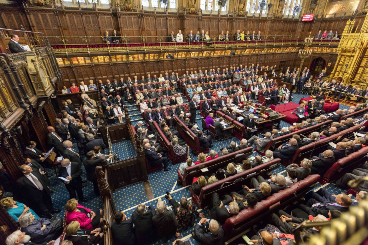 The House of Lords has no right to stop the EU Withdrawal Bill
