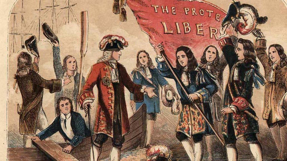 The business elite need to get their heads around the Second Glorious Revolution