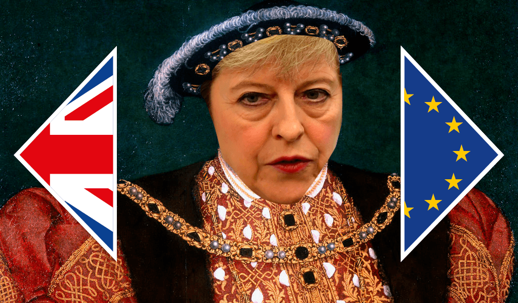 """Henry VIII powers"" are just Remainer tosh"