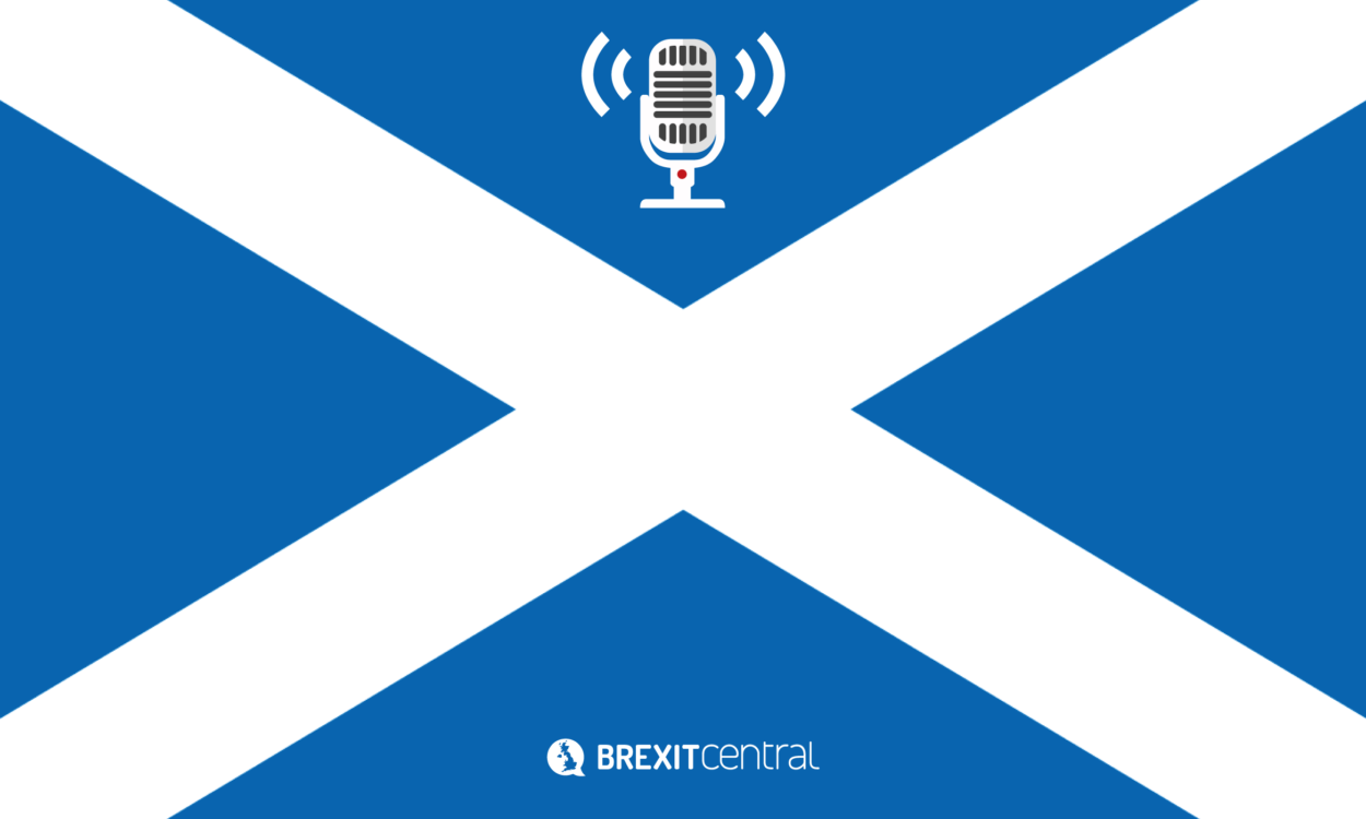 BrexitCentral podcast: Scoxit: Is Scotland destined to 'take back control' from Westminster?