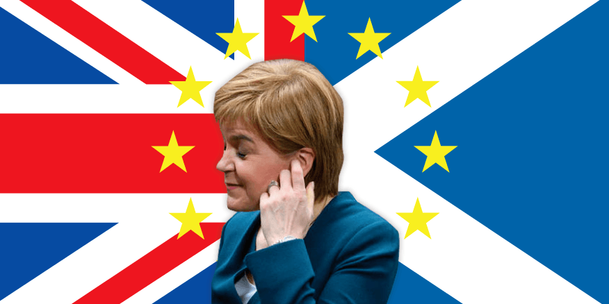 Nicola Sturgeon is playing a high-stakes Brexit power game