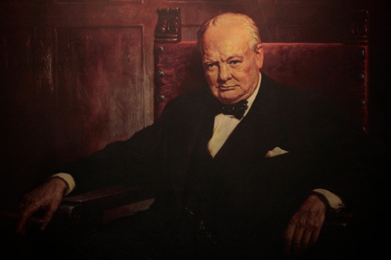 Brexit brings us closer to making Churchill's world vision a reality