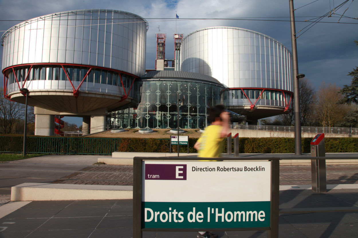 To take back control of our courts, we must break free from the European Court of Human Rights