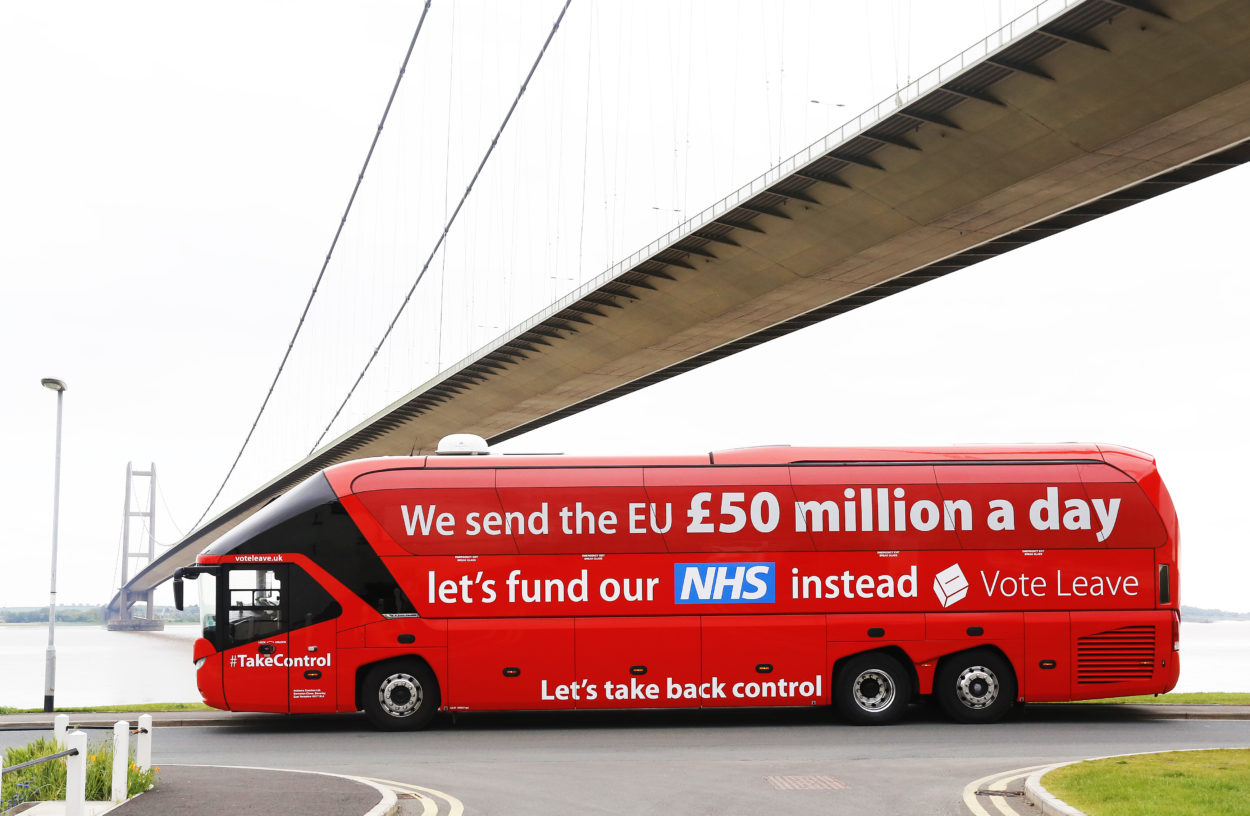 Brexit can save the NHS