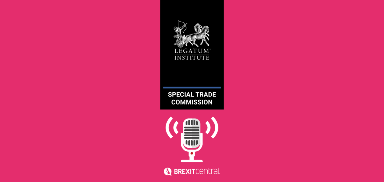 Podcast: Going Global: How to forge a truly Global Britain