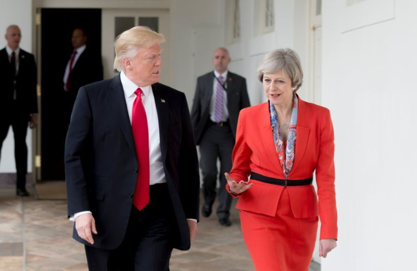 Leaked Commons legal analysis of Brexit deal vindicates Trump, contradicts May and adds to Brexiteers' concerns