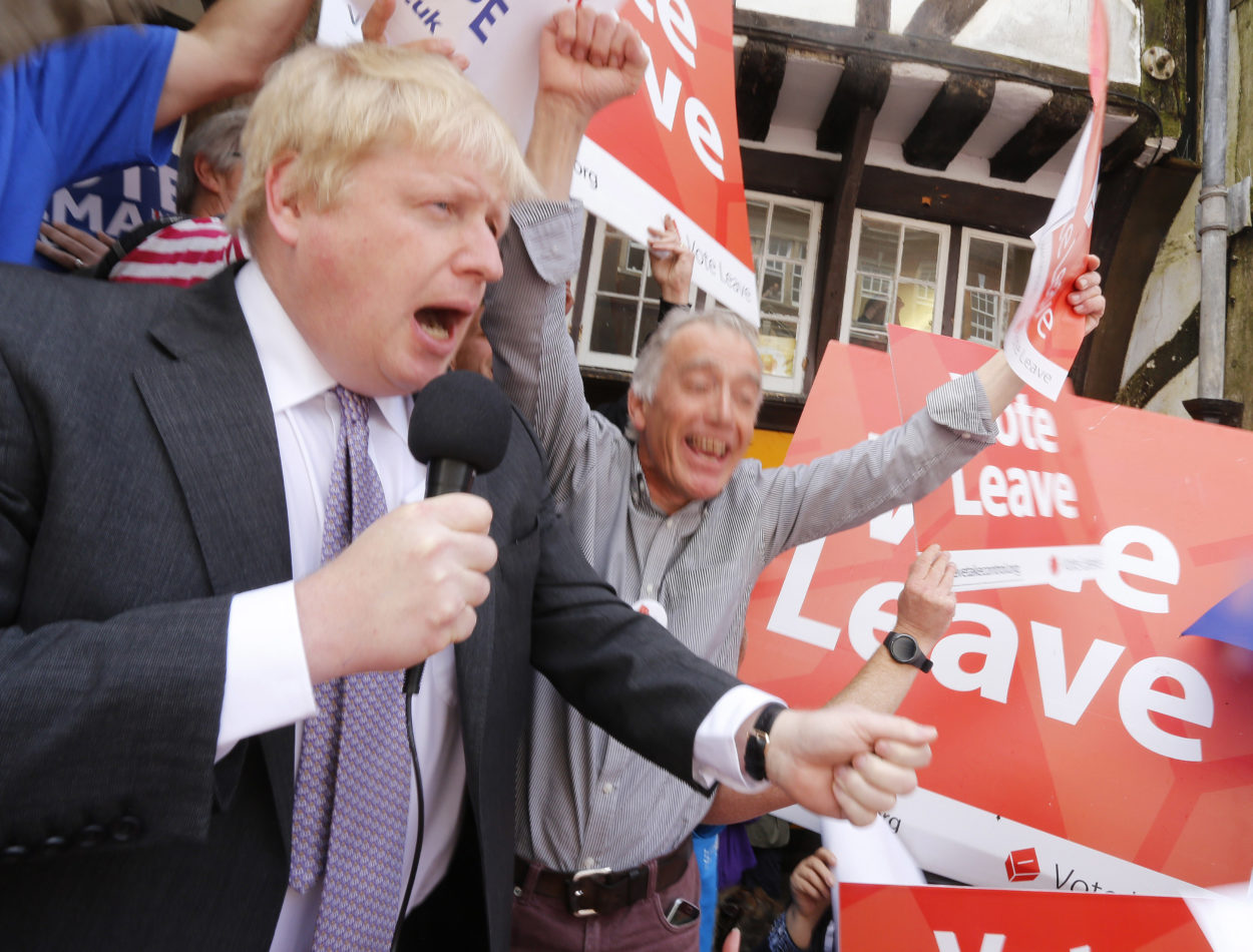 Boris Johnson is no Johnny-come-lately to the Brexit cause