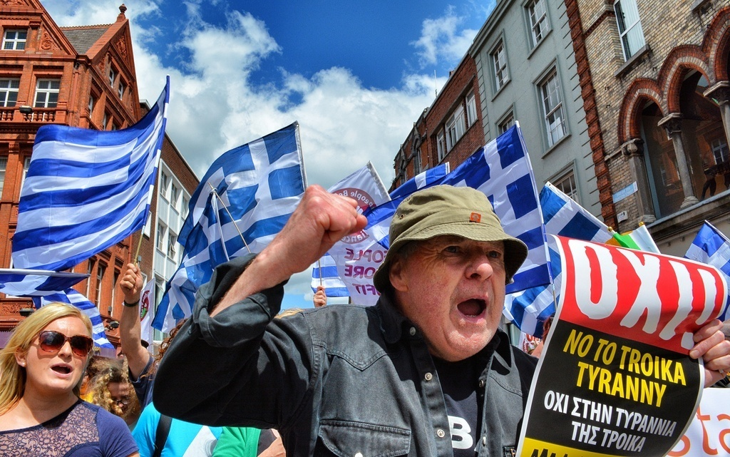 Be warned: the EU will try to bully the UK with the same tactics it used against Greece