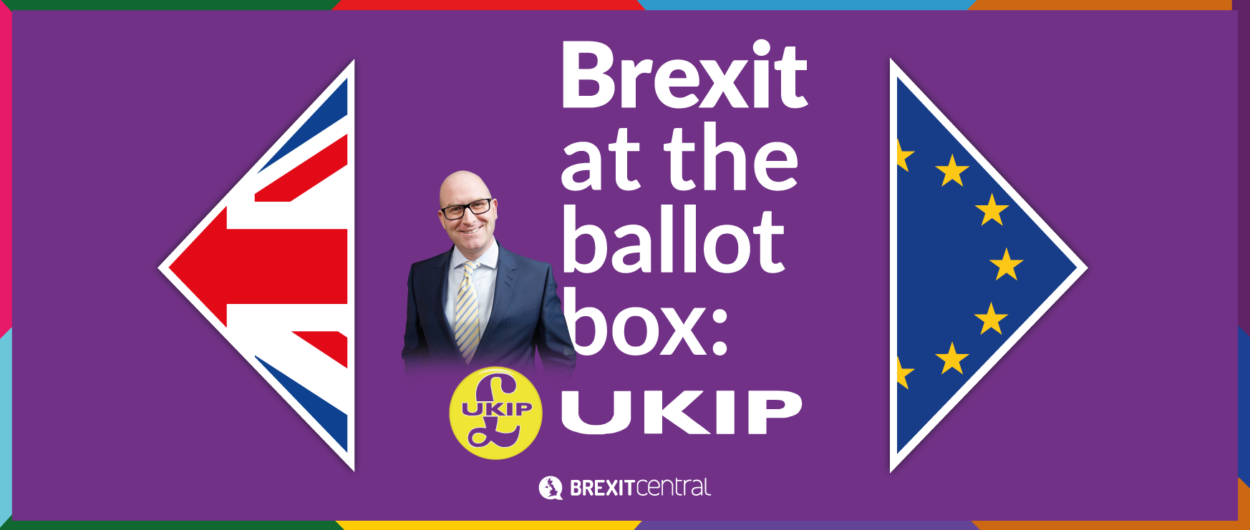 What the UKIP manifesto says about Brexit