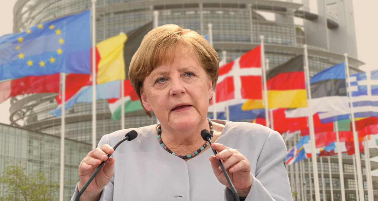 Merkel might be going, but the common rulebook would still mean Berlin writing our rules