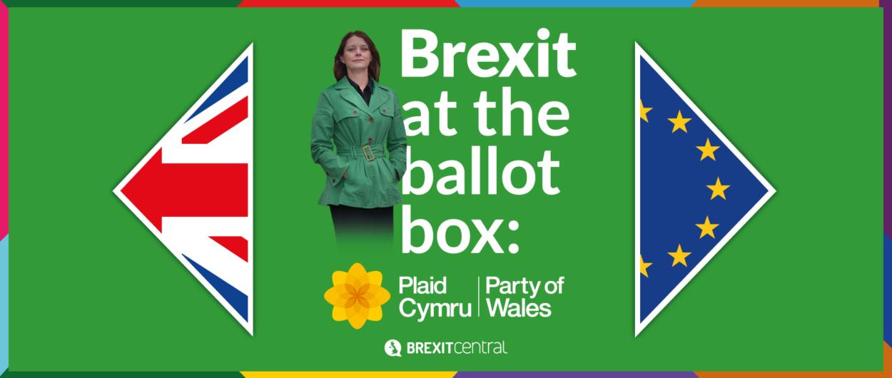 What Plaid Cymru's manifesto says about Brexit