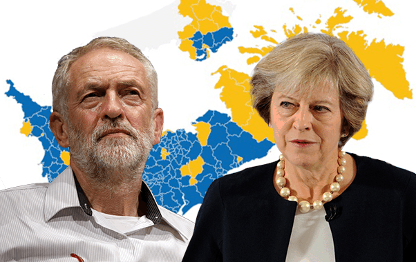 The public expect May and Corbyn to strike a deal that delivers Brexit