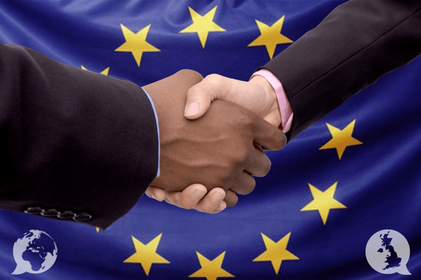 Post-Brexit free trade deals should cover services as well as goods