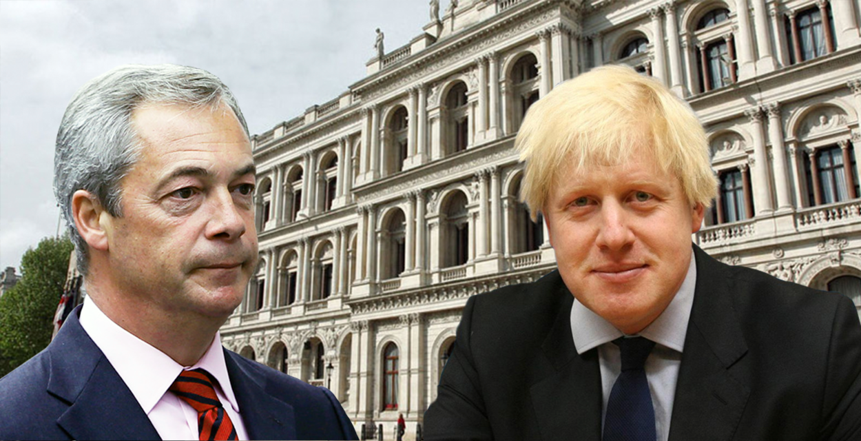 Brexiteers are crying out for Boris Johnson and Nigel Farage to work together