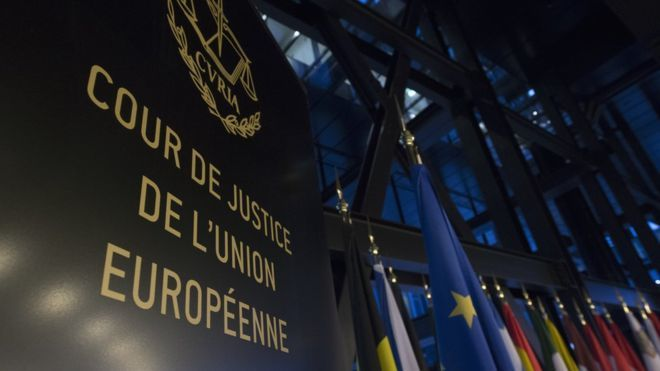 Barnier's argument that the ECJ should still bind us after we leave is entirely fallacious