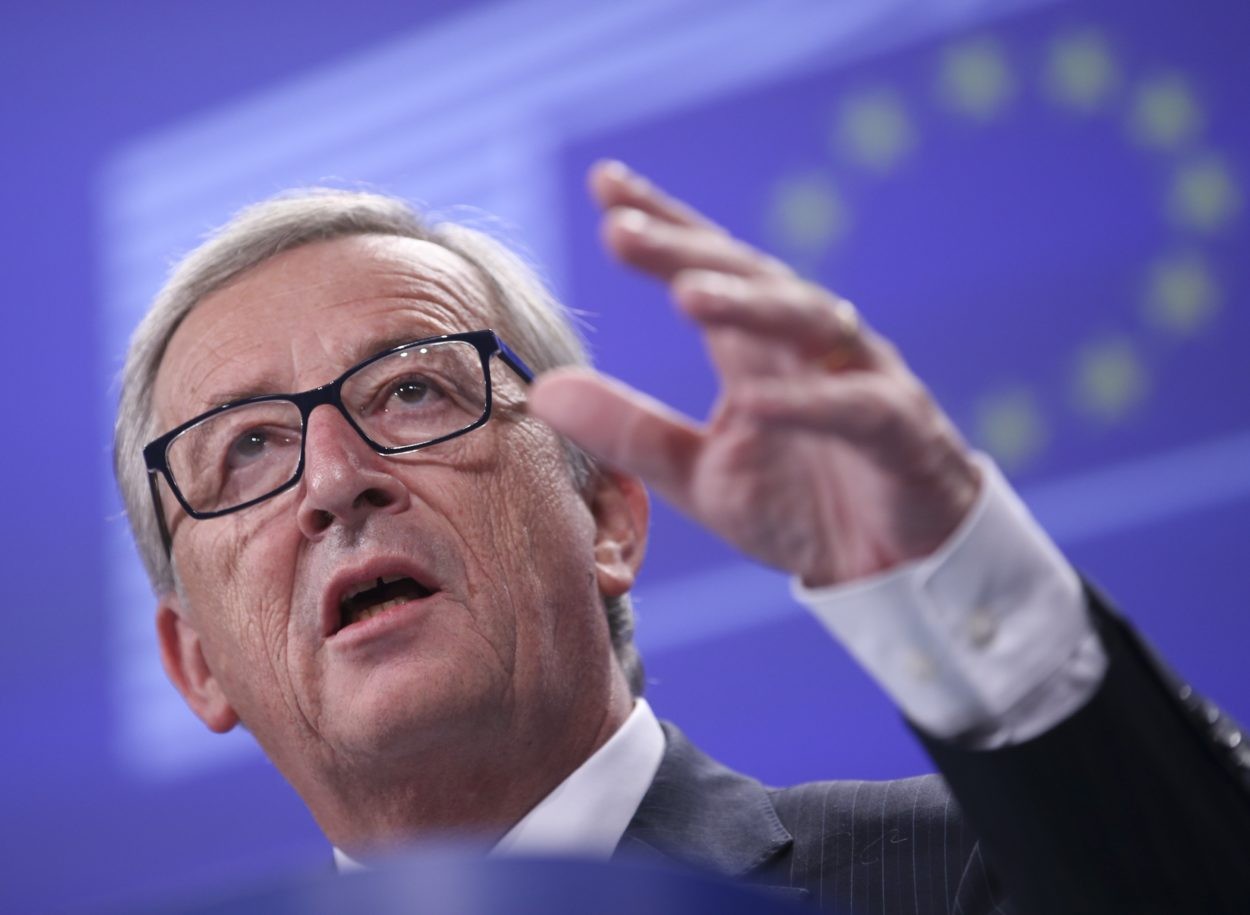 Juncker's federalising State of the Union provides another reminder of why we need out of the EU