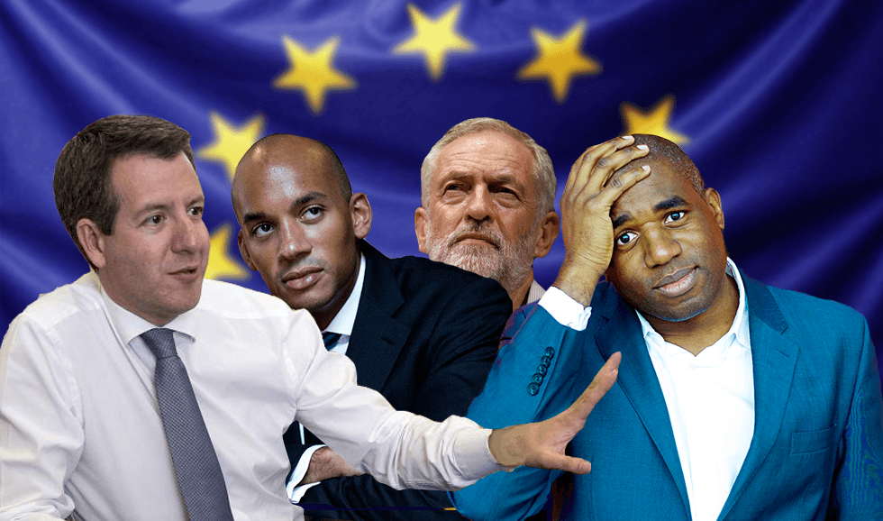 When it comes to <i>a</i> customs union, Labour Remainers are playing semantic games