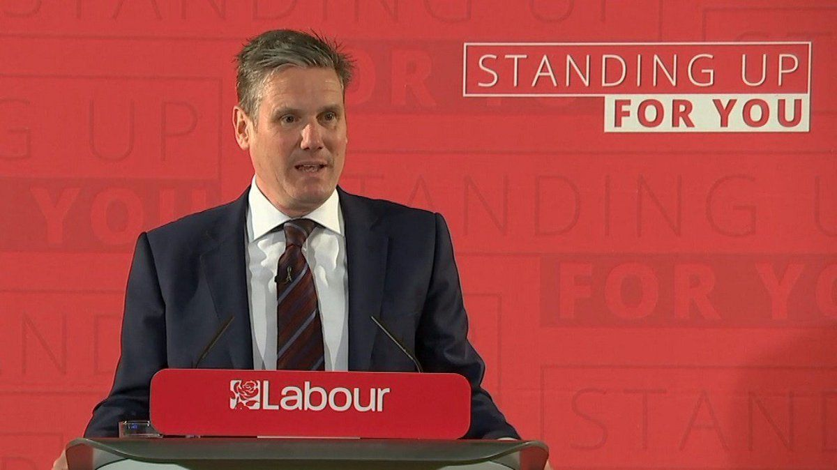 Full text of Keir Starmer's speech to Labour Party Conference