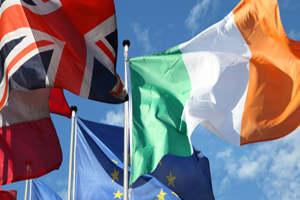 """MaxFac"" will solve the Irish question and ensure we leave the Customs Union"