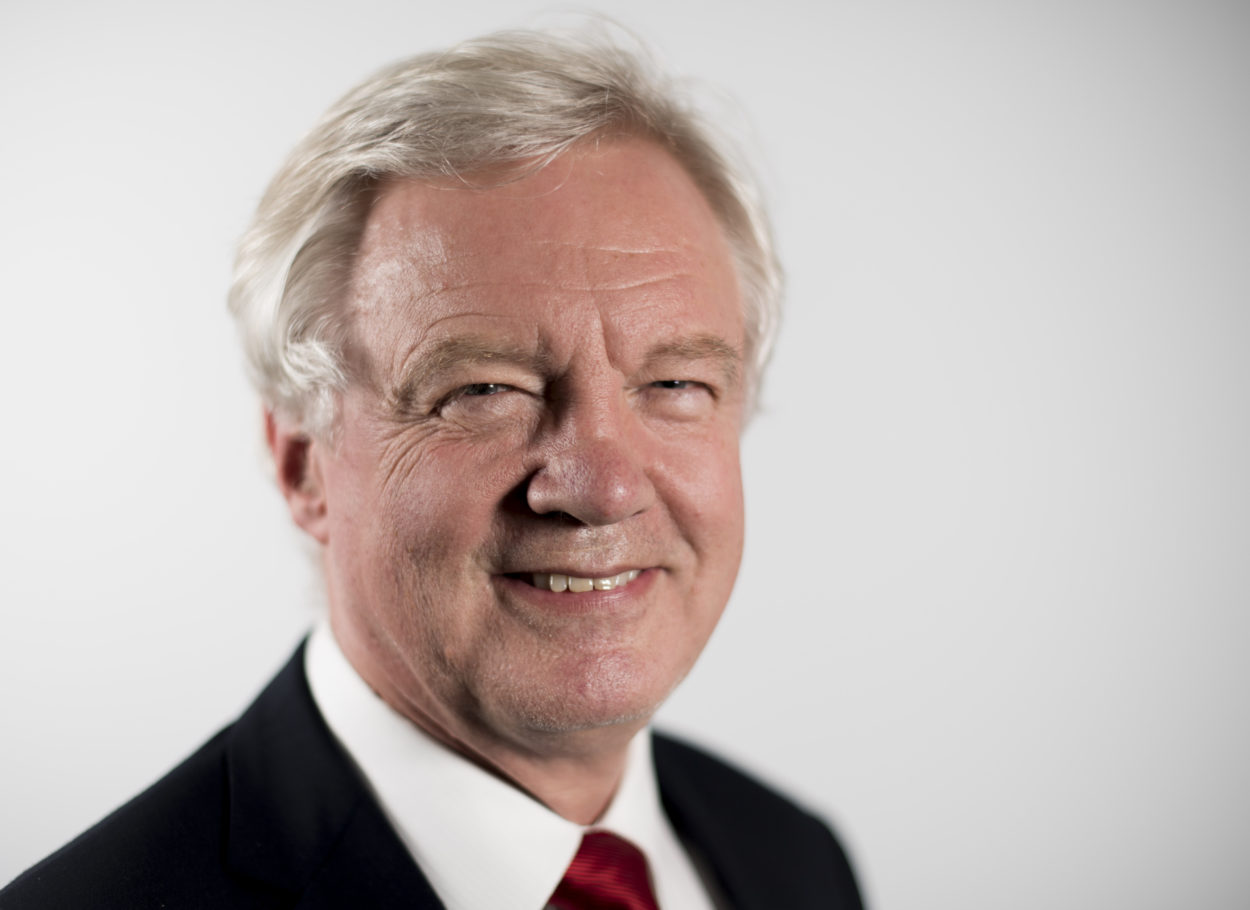 David Davis's principled resignation is typical of the man I know