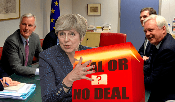 May urged by leading economists, businesspeople and politicians to step up 'no deal' preparations