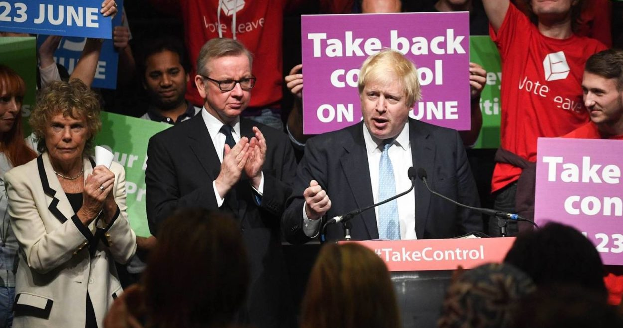 May's customs partnership 'all but dead' after Gove joins Boris in savaging proposal: Brexit News for Monday 14 May