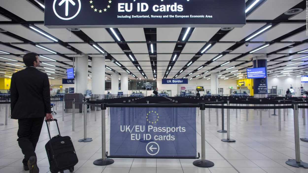 Unhinderedtravelafter Brexitis in the interests of all