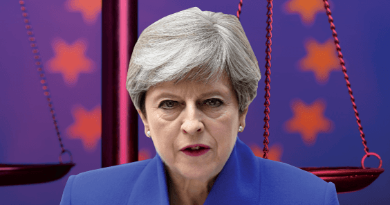 How Theresa May is selling the Chequers proposal to Conservative MPs