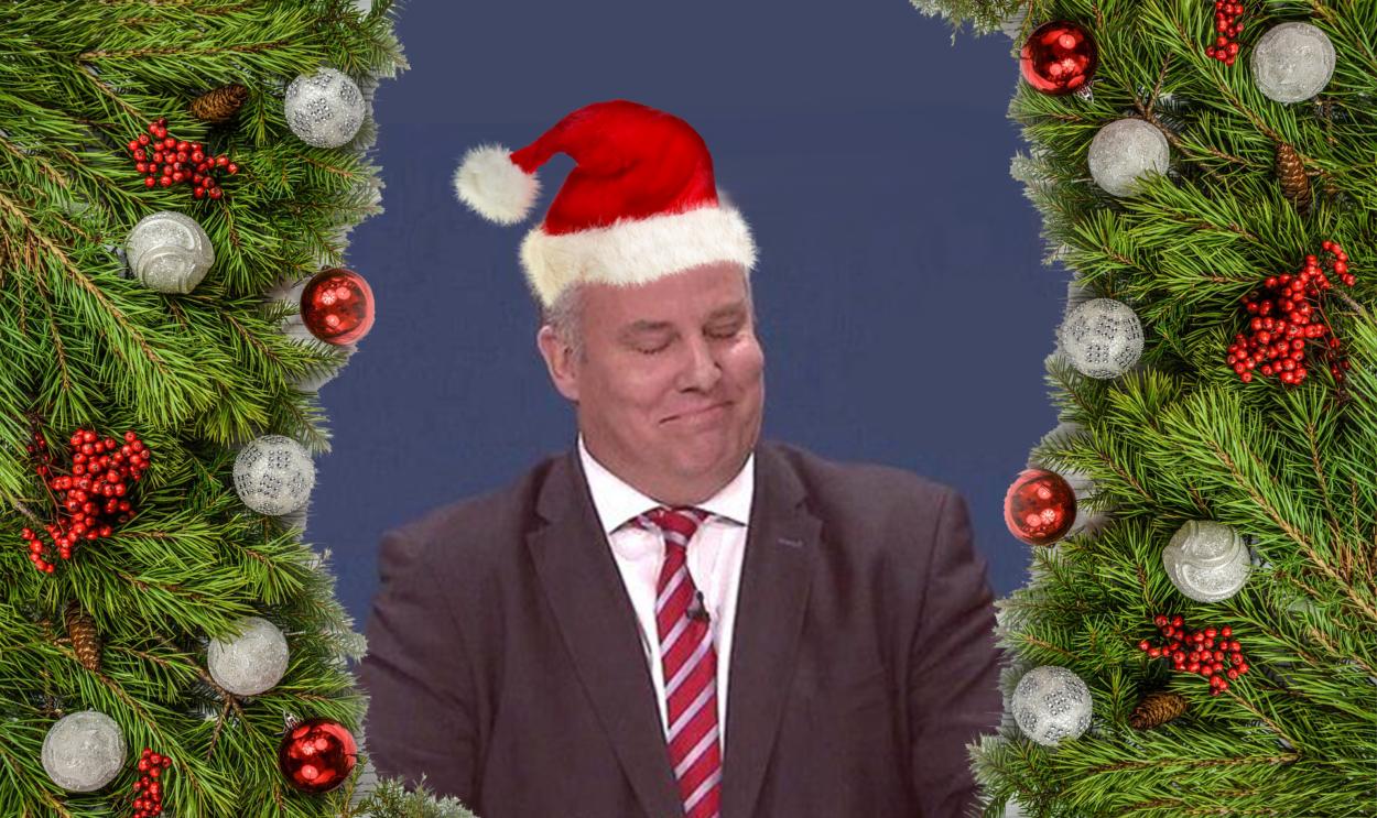 Happy Brexmas Andrew RT Davies