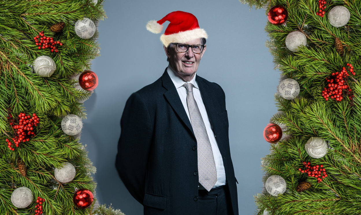 Happy Brexmas Sir Bill Cash