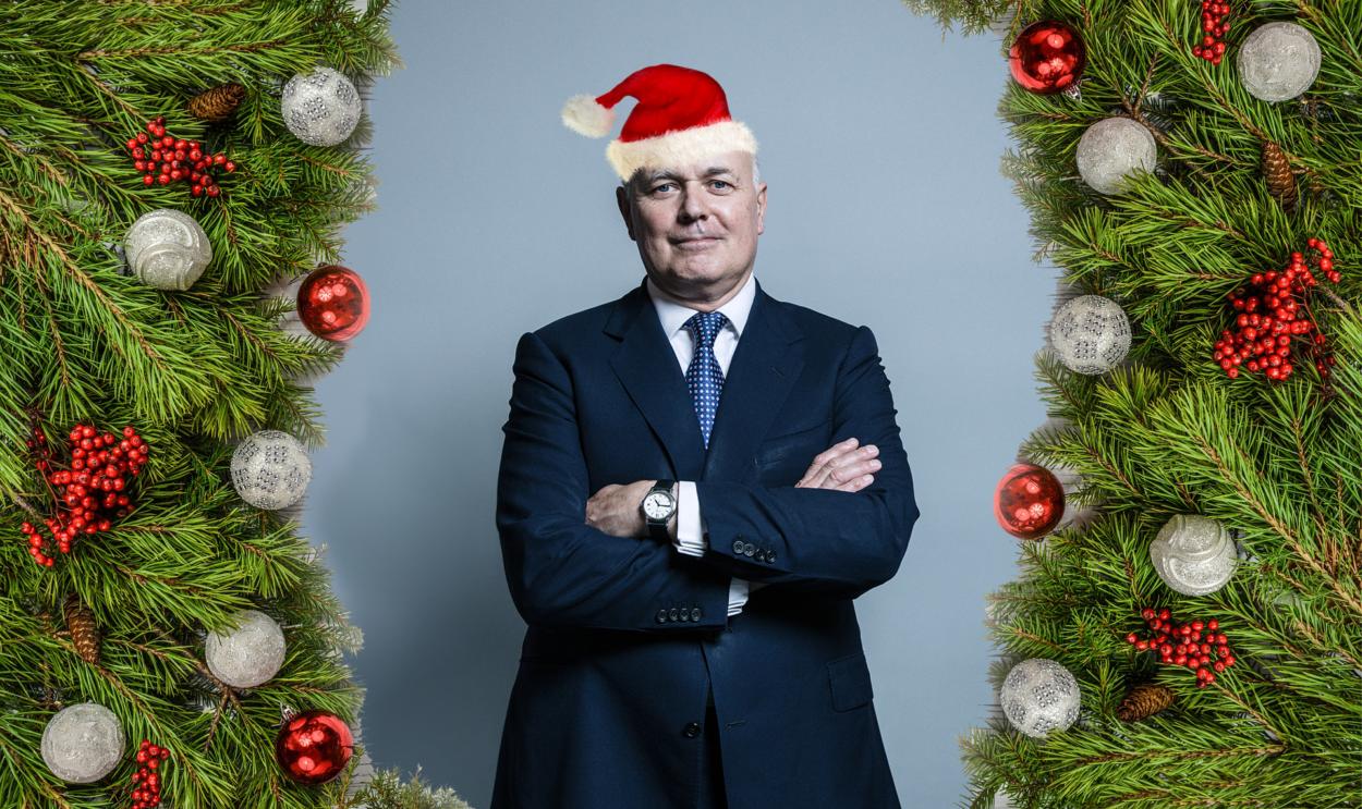 Happy Brexmas Iain Duncan Smith