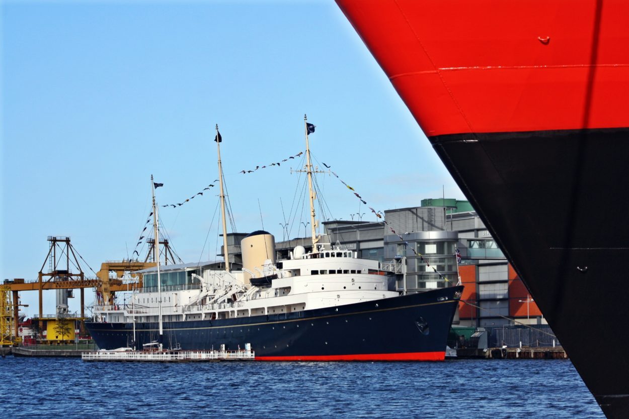 A new (privately-funded) Royal Yacht could showcase Global Britain