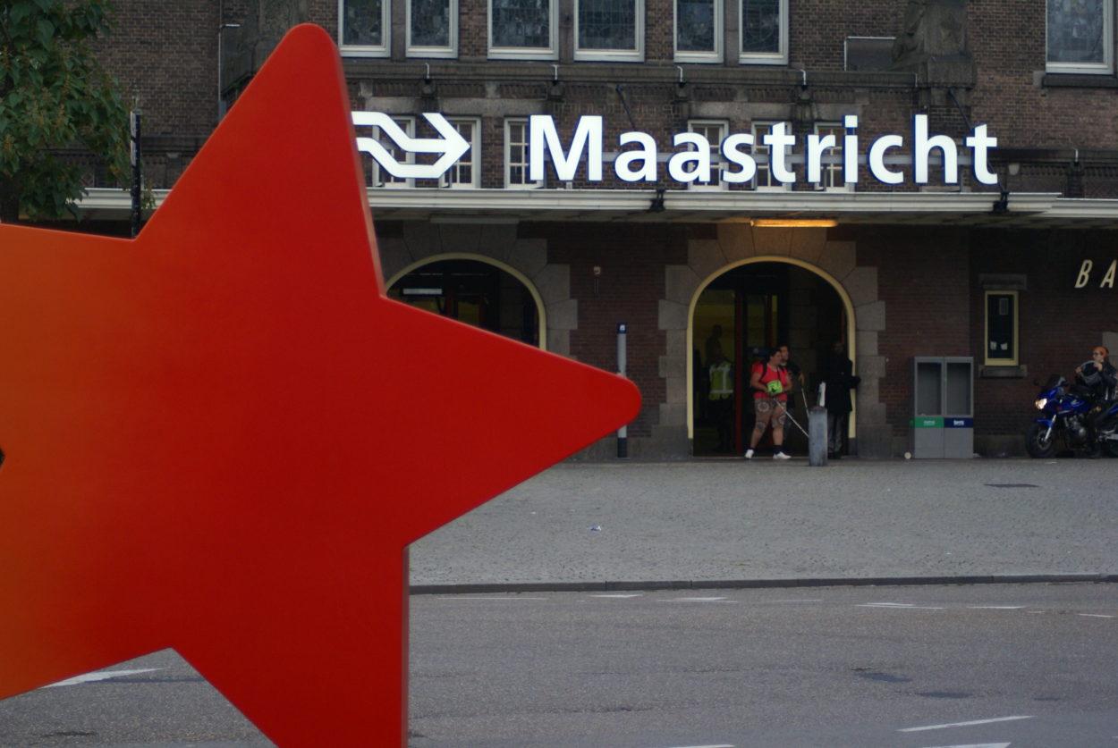 The journey to vassaldom began in Maastricht in 1992