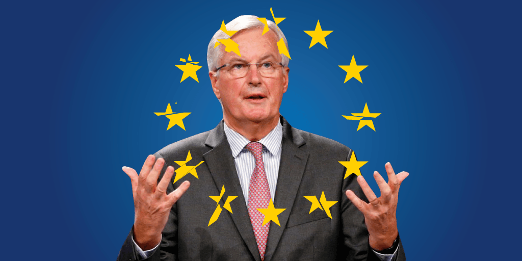 Michel Barnier was offering a Canada-style deal all along – now we should snatch it