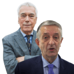 Robert Tombs and Graham Gudgin