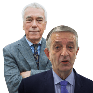 Robert Tombs and Graham Gudgin