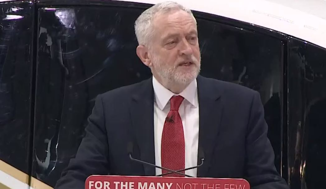 Full text of Jeremy Corbyn's speech on Labour's Brexit policy