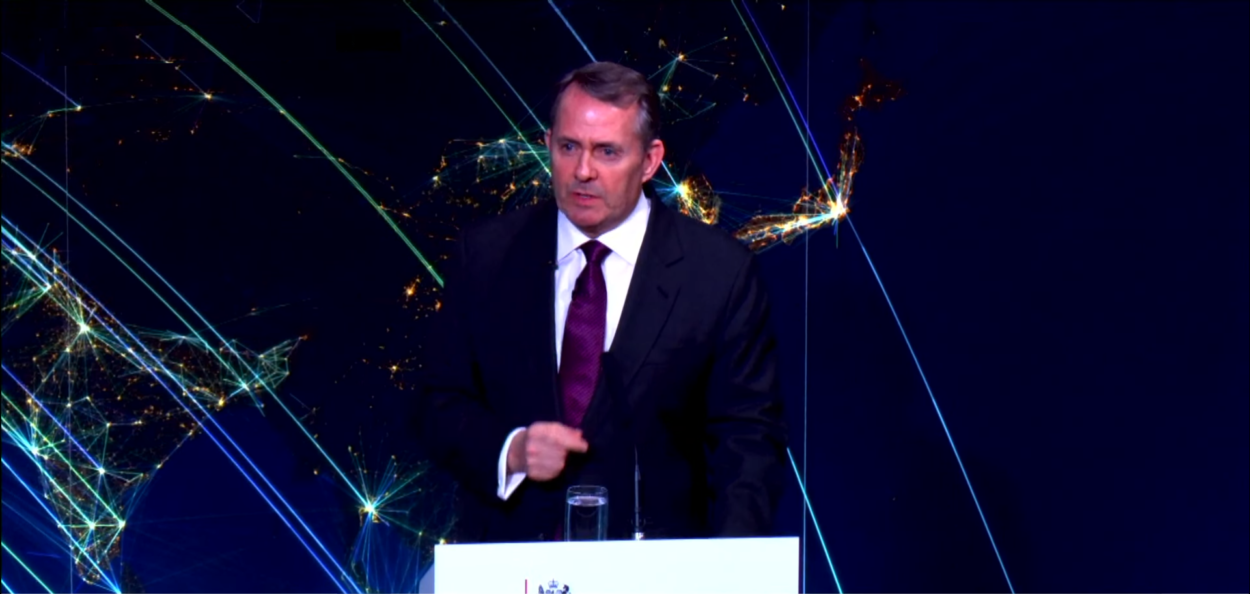 Full text of Liam Fox's 'Road to Brexit' speech: Britain's Trading Future