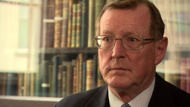 "Trimble: ""Rubbish"" that Brexit will undermine Good Friday Agreement"