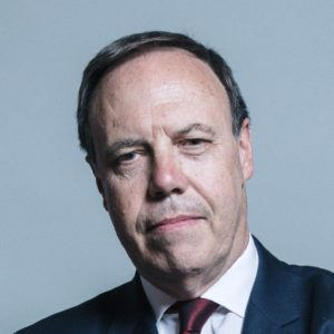 Nigel Dodds MP